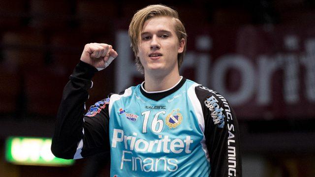 Månadens spelare i februari: Tobias Thulin