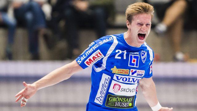 Månadens spelare i september: Alfred Ehn