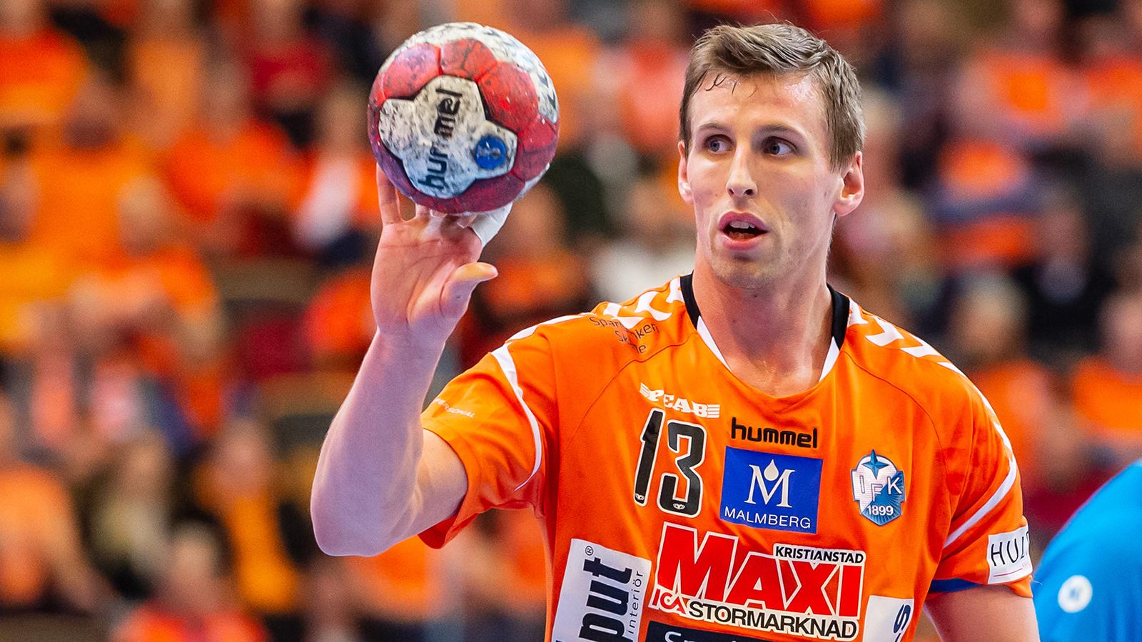 Månadens spelare i februari  Olafur Gudmundsson – Handbollsligan 42851e38156a5